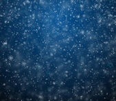 Frosty winter background — Stockfoto