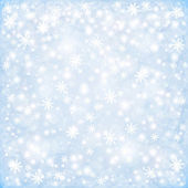 Winter Christmas background, — Stock Vector