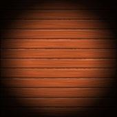 Fundo de madeira — Vetor de Stock