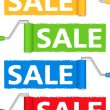 Royalty-Free Stock Vector Image: Sale Banners