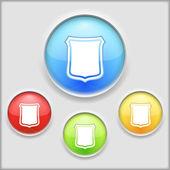 Shield Icon — Wektor stockowy