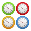 Royalty-Free Stock Vector Image: Clock
