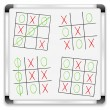 Tic Tac Toe — Stock Vector