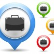 Royalty-Free Stock Immagine Vettoriale: Suitcase Icon