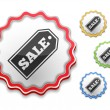Sale Icon — Stockvectorbeeld