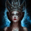 Dark queen — Stock Photo