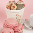 Macarons - Stock Photo