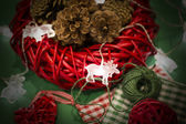 New year christmas — Stock Photo