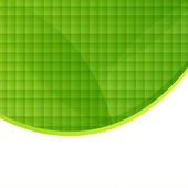 Green abstract background vector — Cтоковый вектор