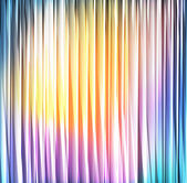 Lignes abstraites néon design fond — Vecteur