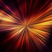 Abstraktní pozadí neon futuristické vektor šablona pro plakát — Stock vektor