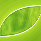 Abstract green background vector website — Stock Vector