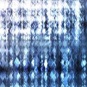 Luces de invierno azul vector concepto de fondo — Vector de stock