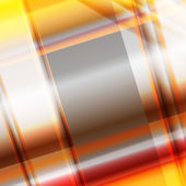 Brown, orange, red abstract background vector template concept — Stockvector