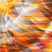Brown, orange, red abstract background vector template concept — Stock Vector