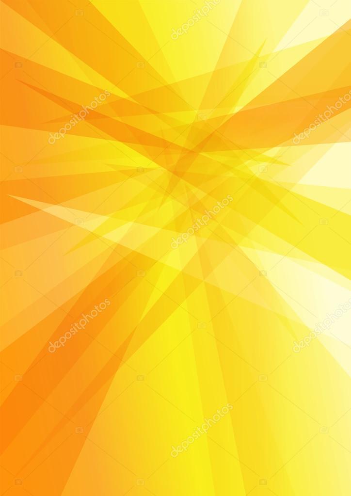 Fondo abstracto amarillo naranja moderna vector de stock - Amarillo naranja ...