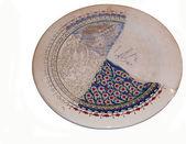 Making traditional pottery art — Stock Photo