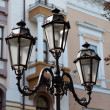 old street lamp — Stock Photo
