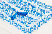 Ukrainian traditional embroidery pattern — Stock Photo