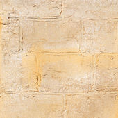 Texture or background wall of shabby paint and plaster cracks — Stock Photo