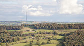 Emley Moor Television Mast — Stock Photo