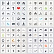 Set of web icons — Stock Vector #18629229