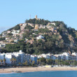 Blanes (Gateway to the Costa Brava) — Stock Photo