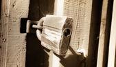 Cadeado antigo — Foto Stock