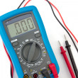 Multimeter with probes — Stock Photo #22797684