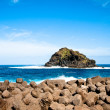 Island in water on Tenerife — Stock Photo