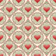 Abstract vector illustration of Valentine — Stockvector #16867003