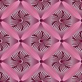 Ilustración vectorial con formas abstractas — Vector de stock