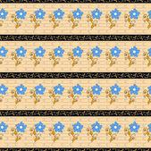 花卉抽象矢量图 — 图库矢量图片