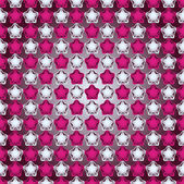 与明星的抽象矢量图 — 图库矢量图片