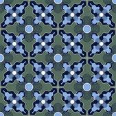 бесшовные векторные иллюстрации фигур на абстрактный — Cтоковый вектор