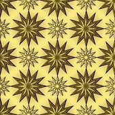 Ilustração em vetor abstrato com estrelas — Vetorial Stock