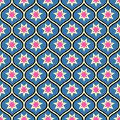 Fondo ilustración vectorial abstracto con las estrellas — Vector de stock