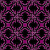 Fondo transparente abstracto floral vector illustration — Vector de stock