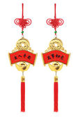 Chinese Auspicious Ornaments — Stock Photo