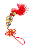 Chinese New Year Decorative Ornament — Stock Photo