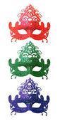 Colorful Masks — Stock Photo