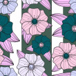 Seamless floral pattern — Stock Photo #19504871