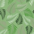 Fern leaf seamless pattern — Stock Vector #19693327