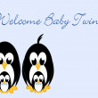 Welcome Baby — Stock Photo