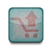 Vector Shopping icon. Eps10. Easy to edit — Stock Vector