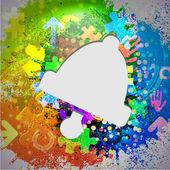 矢量图标。色彩鲜艳的抽象背景。eps10 — 图库矢量图片