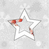 Vector Christmas background. Eps10 — Stock Vector