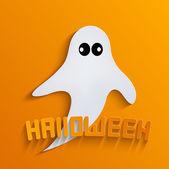 Vector halloween background. Eps10 — Vettoriale Stock
