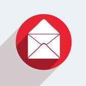 Message icon — Wektor stockowy