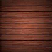 Vector modern wooden background. Eps 10 illustration — Stock Vector